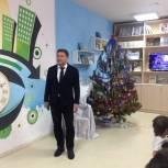 Первомайский район: Андрей Долов поздравил с Новым годом