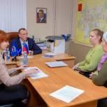 Депутат Госдумы взял на контроль вопрос газификации частного сектора Великих Лук