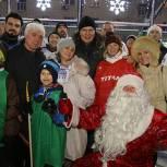 В ЦАО Москвы в рамках партпроекта состоялся хоккейный турнир