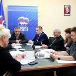 Ненецкие партийцы подвели итоги партпроекта «Старшее поколение» в 2018 году