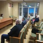 Первое заседание политического совета 2019 года прошло в Бронницах