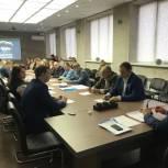 В Саратове и районах области избирают делегатов на региональную Конференцию «Единой России»