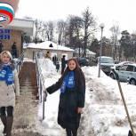 Партийцы держат на контроле обеспечение доступной среды в королёвских больницах