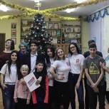 В Ивантеевке молодогвардейцы провели развлекательную программу для сирот и детей, оставшихся без попечения родителей