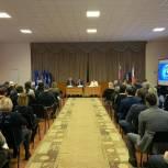Определены делегаты на региональную Конференцию «Единой России»