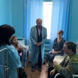 Иван Кузьмин встретился с пострадавшими от взрыва газа в Лысых горах