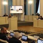 На правительственном часе обсудили инвестиционный потенциал региона