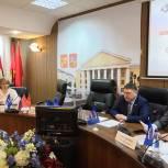 В Электростали состоялось заседание фракции «Единая Россия» в городском Совете депутатов