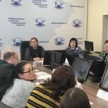 Татьяна Касаева: Проект по правовому просвещению жителей области направлен на защиту их прав