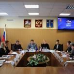 В Коломне состоялся расширенный политсовет местного отделения партии «Единая Россия»