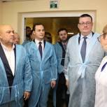 Депутаты-единороссы проверили качество оказания медицинской помощи в Долгопрудном