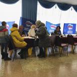 Предварительное голосование «Единой России» стартовало 10 февраля в 8 часов утра в Подольске
