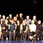 Партия организовала мастер-класс по актерскому мастерству для тульских творческих коллективов