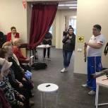 Михаил Диктованный провел «Урок доброты» c общественниками Химок