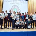 Депутат Совета депутатов городского округа Химки Александр Зайцев встретился с юными спортсменами