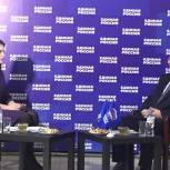На телеканале «Россия 24» выйдет интервью с Иваном Кузьминым