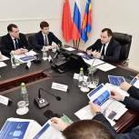 Игорь Брынцалов определил задачи фракции «Единой России» в Балашихе на 2019 год