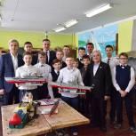 В тюменской школе №27 появятся новые мастерские по судомоделированию