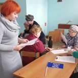 Сторонники в Наро-Фоминские провели встречу с активистами Союза пенсионеров Подмосковья