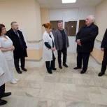 Павел Челпан: Местное отделение партии продолжит на регулярной основе проводить аудит медицинских учреждений