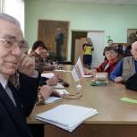 Сторонникам «Единой России» из Люберец рассказали о новшествах медобслуживания