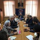 Семинары «Безопасность газа в быту» прошли в Хасавюрте в рамках партпроекта ШГП