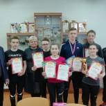 Княжпогостские единороссы поздравили спортсменов с первым местом на фестивале ГТО