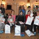 Партийцы ЮВАО помогают многодетным семьям