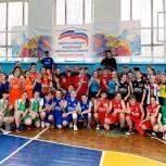 Партпроект «Детский спорт» поддержал проведение школьной лиги по баскетболу