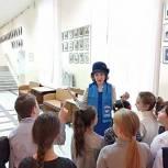 Партийцы рассказали школьникам о почётных гражданах наукограда Королёва