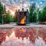 Аллею Героев у мемориала «Вечная слава» в Сыктывкаре необходимо дополнить новыми именами