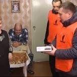 В Рязанском районе реализуется проект «Поможем смотреть «цифру!»
