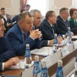 За объектами нацпроектов в Алтайском крае закрепили депутатов от «Единой России»