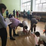 В Кораблинском районе организовали фестиваль ГТО для воспитанников детских садов