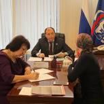 Депутат Госдумы рассмотрел более десяти обращений жителей Махачкалы