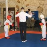 В ЮВАО завершился детский открытый турнир по тхэквондо ИТФ