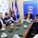 В «Единой России» стартовало обучение участников кадрового проекта «ПолитСтартап»