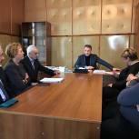 Аркадий Фомин обсудил с сельскими депутатами многоуровневый депутатский контроль