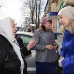 Депутат-единоросс встретилась с жителями своего округа