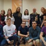 Люберецкие молодогвардейцы встретились с командиром группы «Альфа» Геннадием Зайцевым