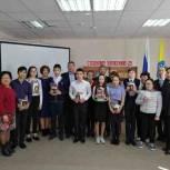 Единороссы приняли участие в церемонии вручения паспортов юным лаганцам