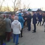 Николай Крейтин встретился с жителями Клепиковского района