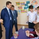 Павел Тараканов посетил Армизонский район
