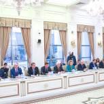 Турчак: Россию и Азербайджан объединяет множество экономических, исторических и культурных связей