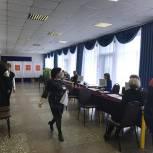 Выборы в Совет депутатов по 14 избирательному округу стартовал  14 апреля в 8 часов утра в городском округе Подольск