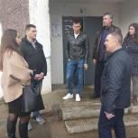 Александр Легков привлекает к депутатской работе молодежь Сергиева Посада