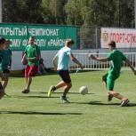 Рязанская область примет участие во всероссийском фестивале дворового футбола