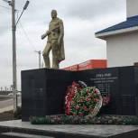 Подольские партийцы провели мониторинг состояния памятников воинам, погибшим в Великой Отечественной войне