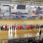 Зарайские единороссы приняли участие в организации турнира по баскетболу