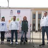 Королёвские единороссы приняли участие в субботнике «Вместе лучше»